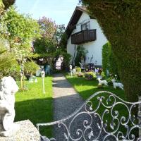 Pension Engel, hotel in Oberschönegg