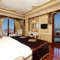 Deluxe Golden Horn Sultanahmet Hotel, hotel di Istanbul