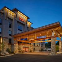 Hampton Inn & Suites Roseburg, Hotel in Roseburg