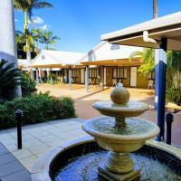 Rockhampton Palms Motor Inn, hotel near Rockhampton Airport - ROK, Rockhampton