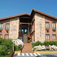 Hotel y Apartamentos Sur de la Bahía, hotel in Elechas