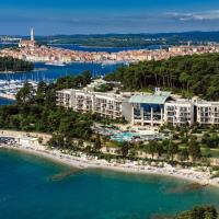 Hotel Monte Mulini, hotel in Rovinj