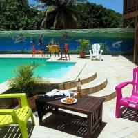 Residence fruit de la passion F4, hotel in Sainte-Anne