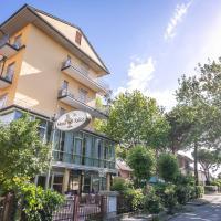 Hotel del Falco, hotell i Cervia