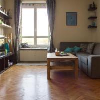 Sunny family apartment in Prague Žižkov