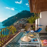 Hotel Eden Roc Suites, отель в Позитано