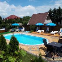 Holp Panzio, hotel Balatonföldváron