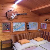 Páros faház, hotel Balatonföldváron