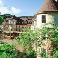Cliff House at Pikes Peak, hotel in Manitou Springs