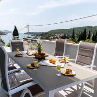 De Luxe Apartment Mediteran 1****, hotel a Zaton