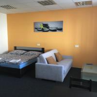 Apartment Corriger, отель в городе Усти-над-Орлици