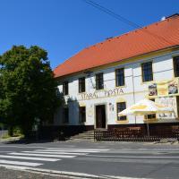 Stará pošta, отель в городе Telnice