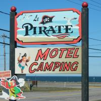 Motel & Camping Le Pirate, hotel em Cap-Chat