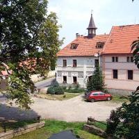 Pension u Sv. Prokopa, hotel near Vaclav Havel Airport Prague - PRG, Středokluky