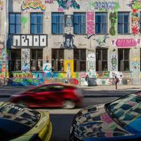 Fabrika Hostel & Suites, hotel in Tbilisi
