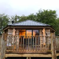 Coed y Marchog Woodland Retreat, hotel in Hereford