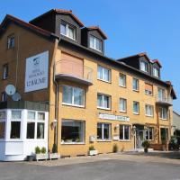 Hotel 12 Bäume, отель в городе Верне-ан-дер-Липпе
