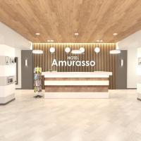 Hotel Amurasso, отель в Благовещенске