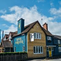 Royal Forester Country Inn, hotel in Bewdley