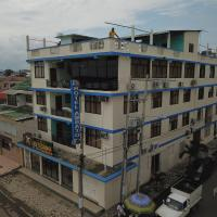 Hotel Ambato de Esmeraldas, hotel in Esmeraldas