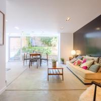 D#Flat, 1bd apartment with garden