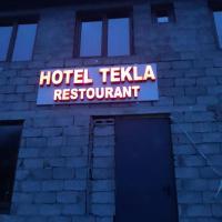 Hotel Tekla, hotel en Ushguli