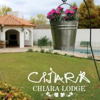 Chiara Lodge, hotel en Chacras de Coria
