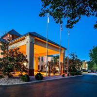 Best Western Butner Creedmoor Inn, hotel u gradu 'Creedmoor'