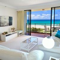 Blue Ocean Apartment, hotel em Gold Coast