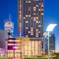 Hilton Warsaw City Hotel,華沙的飯店