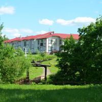 Горнолыжный клуб Леонида Тягачева, отель в городе Shukolovo