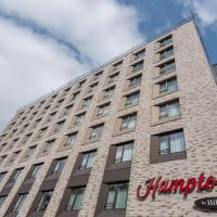 Hampton By Hilton Frankfurt City Centre East, hotel i Frankfurt am Main