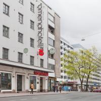 Omena Hotel Turku Humalistonkatu, hotelli Turussa