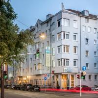 Best Western Hotel Mannheim City, hotel di Mannheim