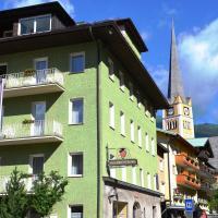 Haus Friedrichsburg, отель в городе Бад-Хофгастайн