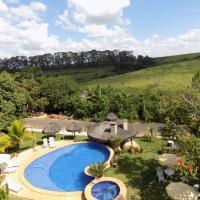 Pousada Rural Paraíso, hotel em Águas de São Pedro