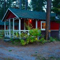 Johnston Canyon Lodge & Bungalows