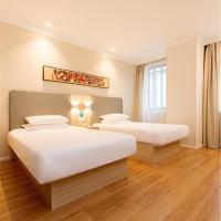 Hanting Xuchang Yanling Huabo Avenue, отель в городе Pai-liang-ch'iao
