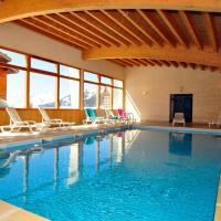 Résidence Goélia Les 4 Vallées, hotel in Saint-François-Longchamp