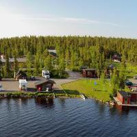 Camp Alta Kiruna, hotel in Kiruna