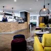 201 Hotel, viešbutis Reikjavike