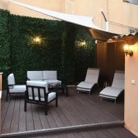 Massena - 3 rooms - Terrace