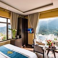 Mimosa Hotel Sapa, отель в городе Шапа