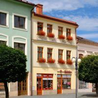Penzion Martina****, отель в городе Ланшкроун
