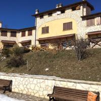 casa Solaris, hotel in Rocca di Cambio
