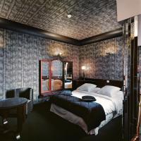 Le Berger Hotel, hotel in Elsene / Ixelles, Brussels