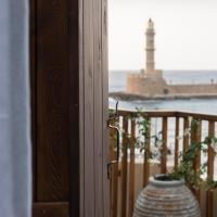 Captain Vasilis Hotel, hotel in Chania Town