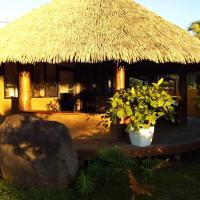Omati Lodge, hotel in Taravao
