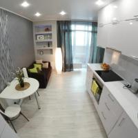 ZHK Zvezdnyy Apartment, отель в Тюмени