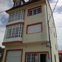 Atico Beirada Monte y Playa, hotel en Carnota